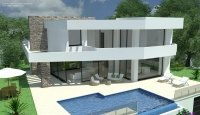 Alitrend Luxus Villa to be Build in Moraira, 2018